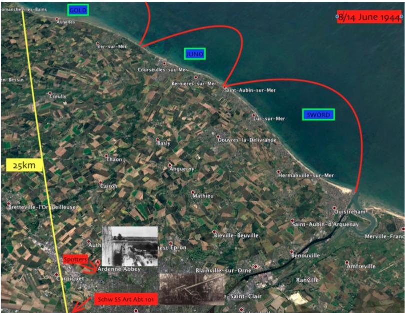 Normandy Waffen SS SS Soldbuch
