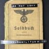 Soldbuch Panzer