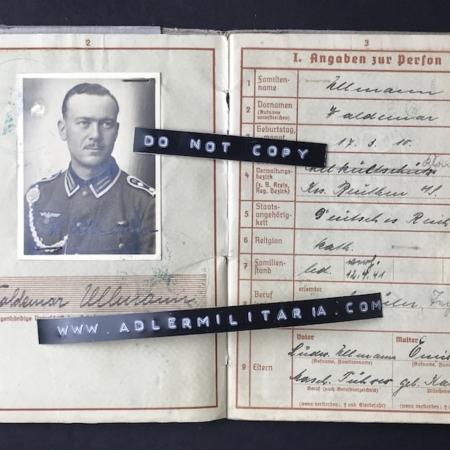 Wehrpass Wehrmacht